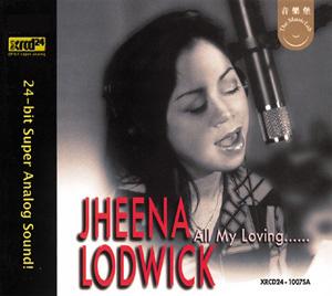 Album Jheena Lodwick – All My Loving