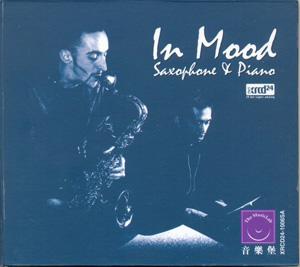 Album Oliver Smith & Roel A. Garsia – Saxophone & Piano – In Mood