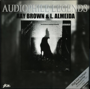 Album Ray Brown & Laurindo Almeida – Moonlight Serenade