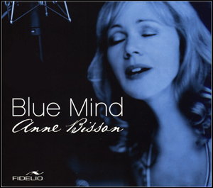 Album Anne Bisson – Blue Mind