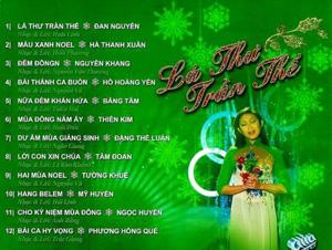 Album Lá Thư Trần Thế