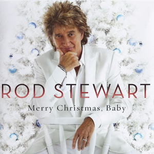 Album Rod Stewart – Merry Christmas, Baby