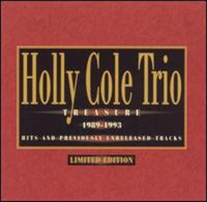 Album Holly Cole Trio – Treasure 1989-1993