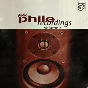 Album Infinity Audiophile Recordings – Volume 2