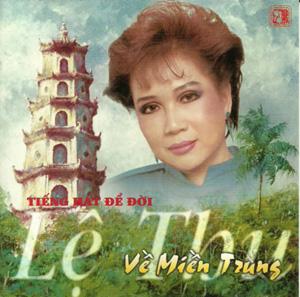 Album Về Miền Trung – Lệ Thu