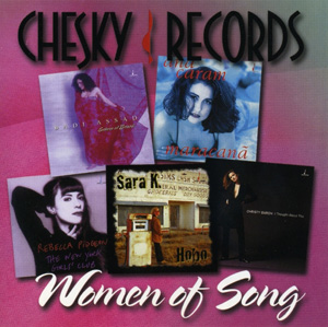 Album Women of Song – Chesky Records