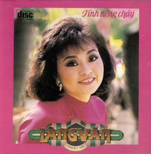 Album Tình nồng cháy – Hương Lan