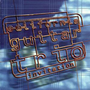 Album California Guitar Trio – Invitation