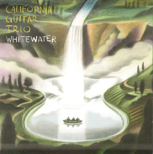 Album California Guitar Trio – Whitewater
