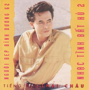 Album Nhạc Tình Bất Hủ 2 – Thái Châu