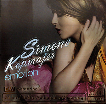 Album Emotion (2013) -Simone Kopmajer