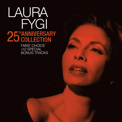Album 25th Anniversary Collection – Fans' Choice – Laura Fygi NO.1
