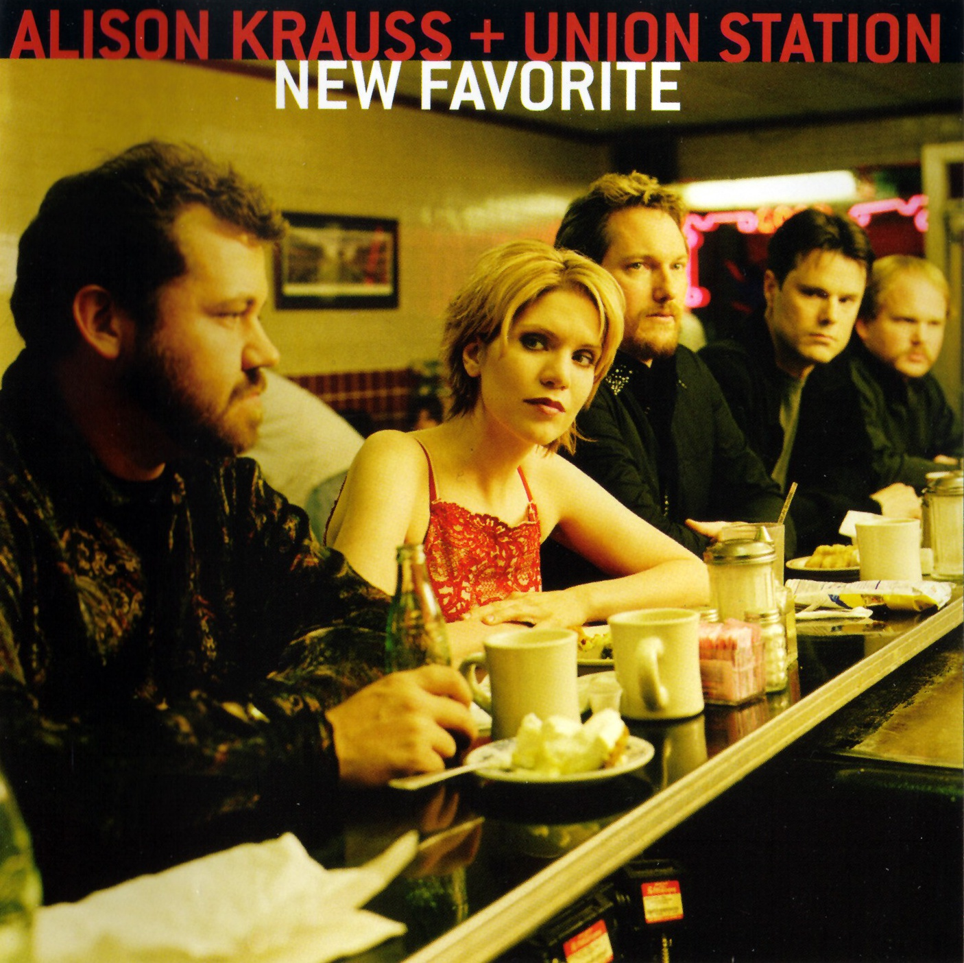 Album Union Station – New Favorite (2001)