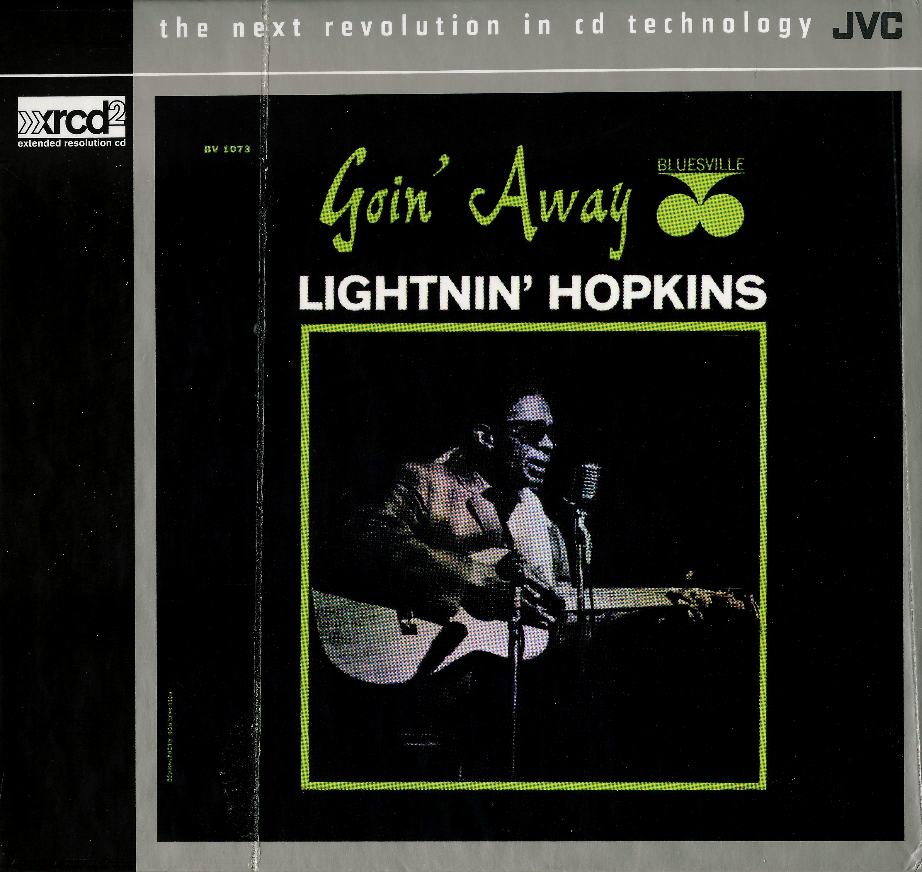 Album Goin' Away (1963) – Lightnin' Hopkins