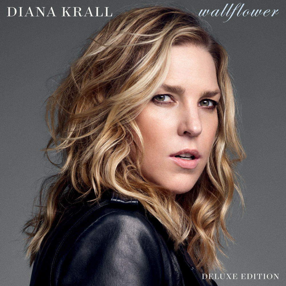 Album Diana Krall – Wallflower (2015)