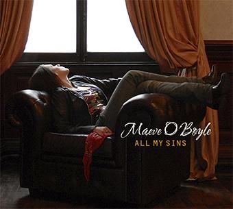 Album All My Sins (Maeve O'Boyle)