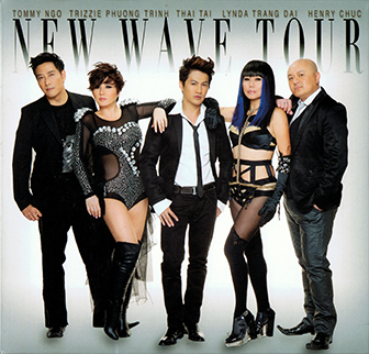 Album New wave tour (2015)