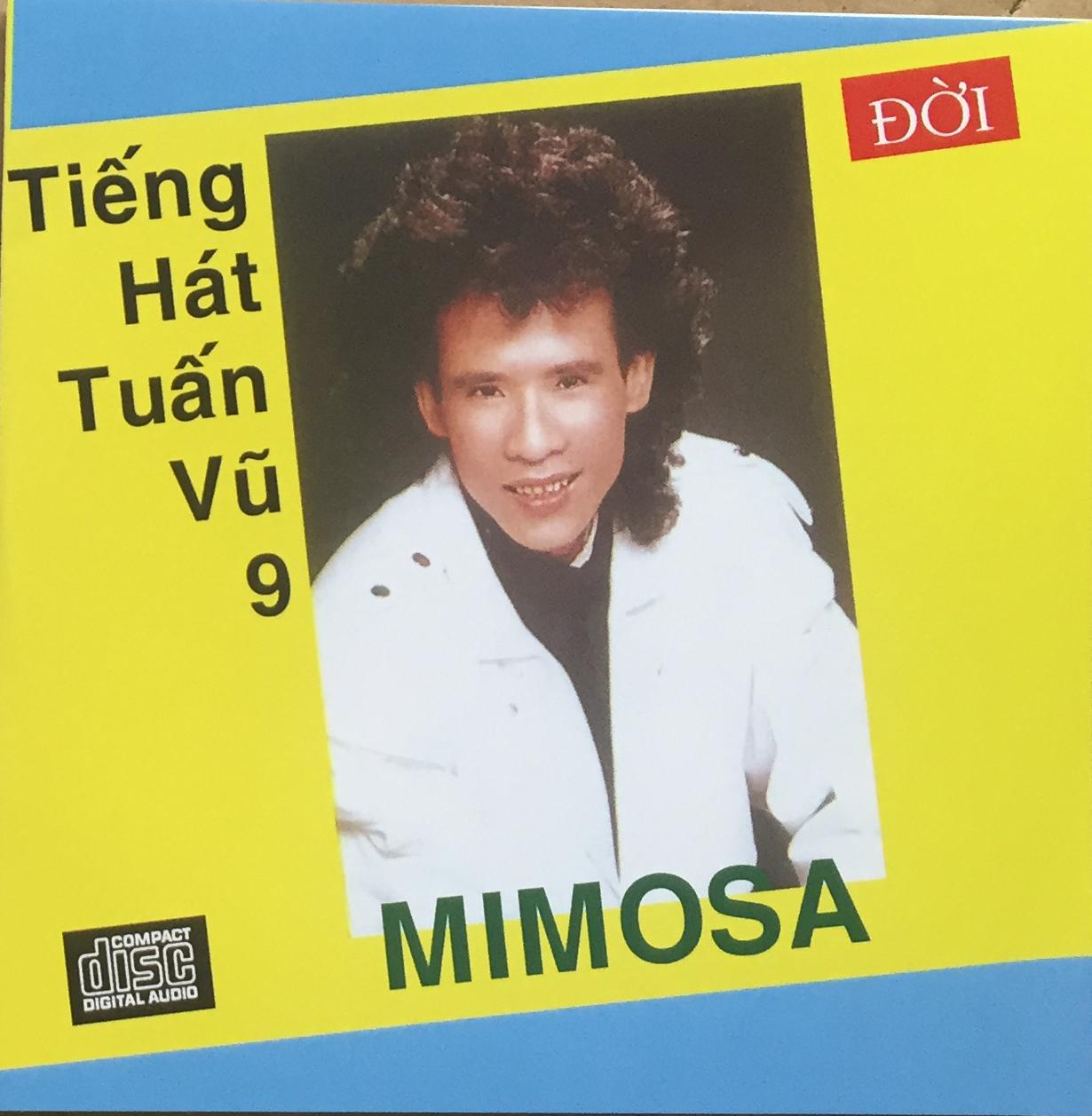 CD Tiếng hát Tuấn Vũ 9
