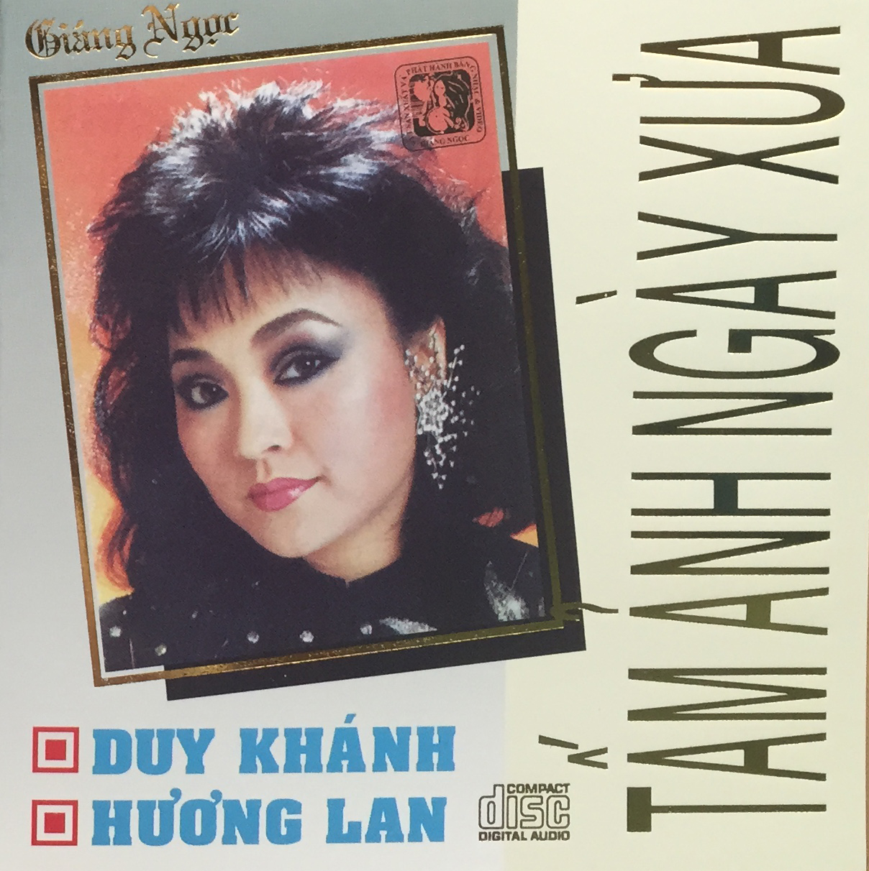 CD Tấm ảnh ngày xưa
