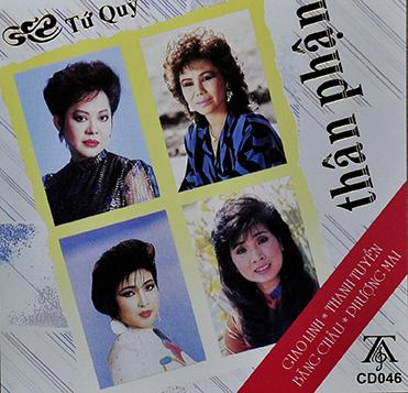 CD gốc Thân Phận