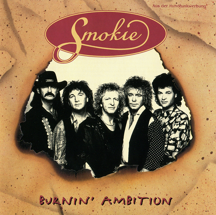 Album Burnin' Ambition 1993 – Smokie