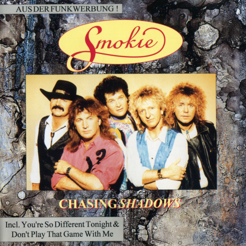 Album Chasing Shadows 1992 – Smokie