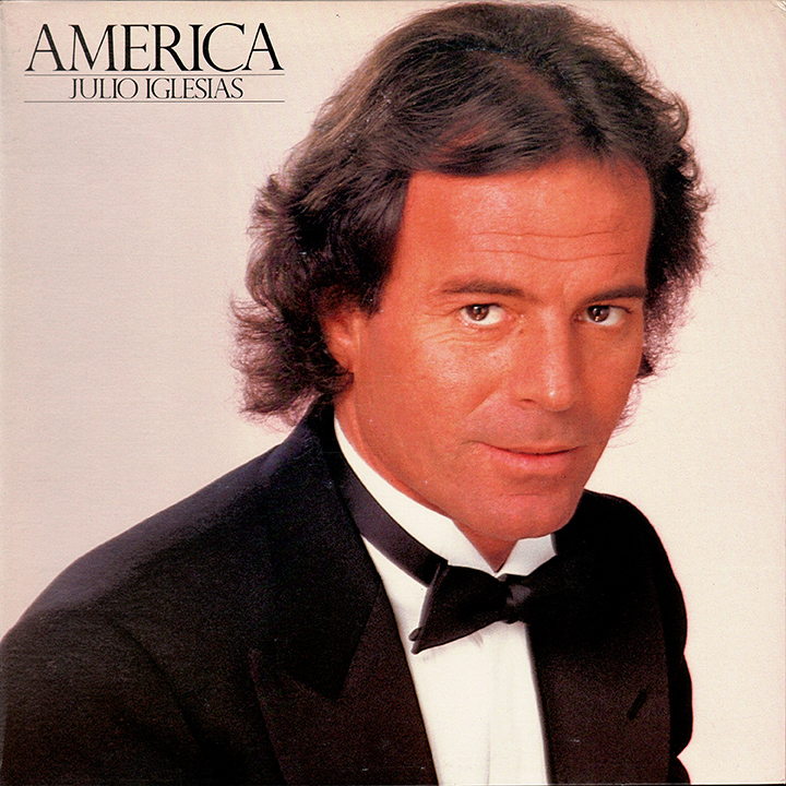 Album America (1976) – Julio Iglesias