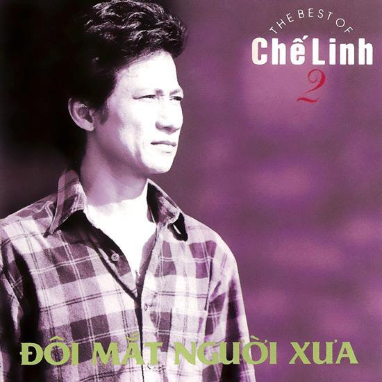 CD Đôi mắt người xưa – Chế Linh