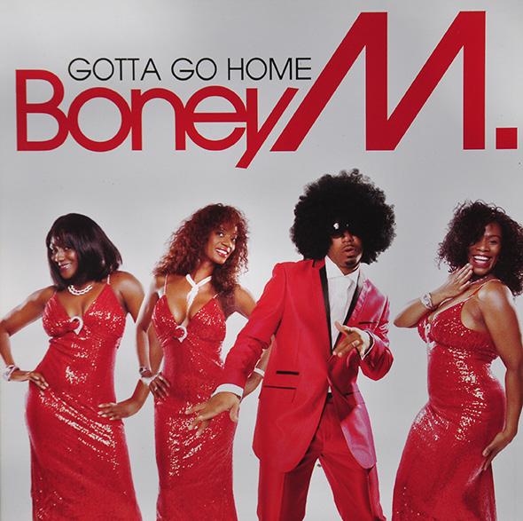 CD Gotta Go Home – Boney M