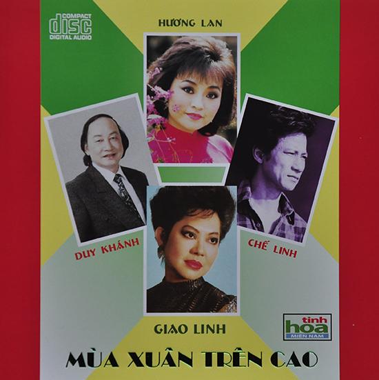 Album Mùa Xuân Trên Cao