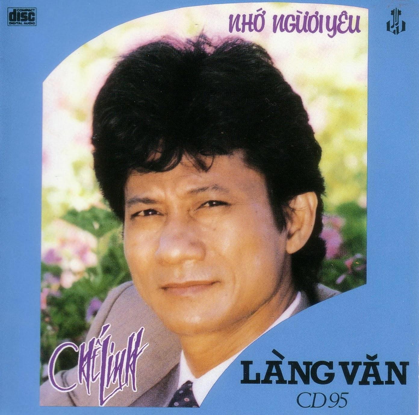 CD Nhớ Người yêu – Chế Linh