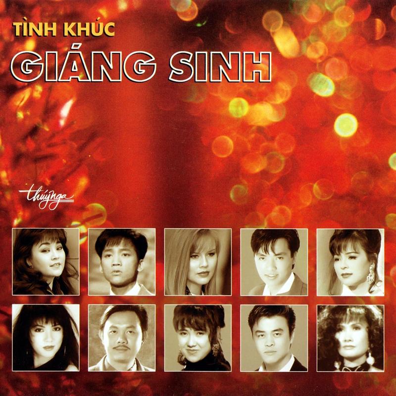 Album Tình Khúc Giáng Sinh