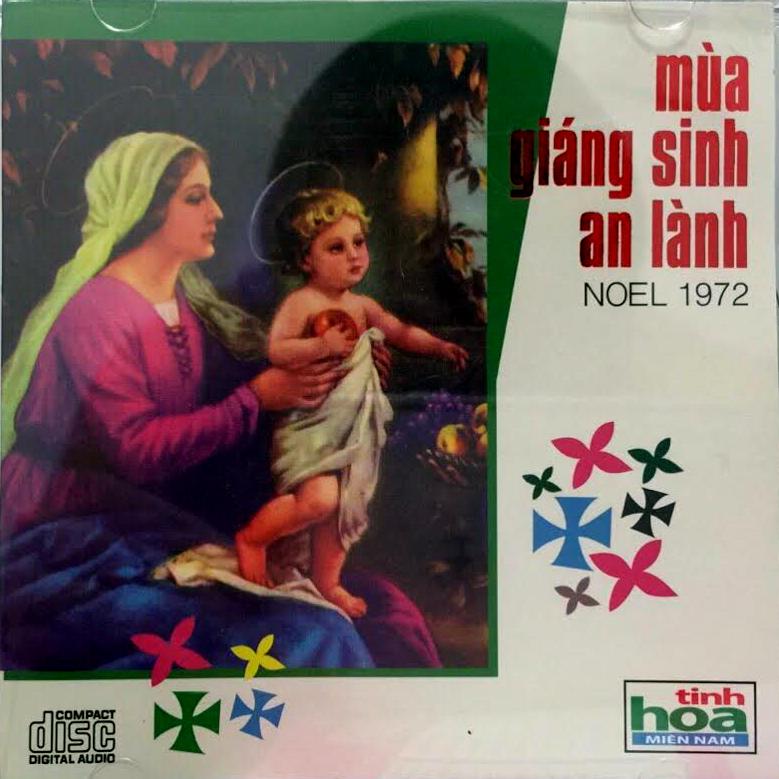 Album Mùa Giáng Sinh An Lành 1972