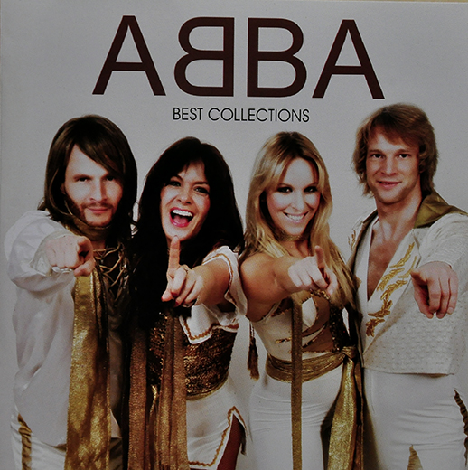 CD ABBA Best Collection