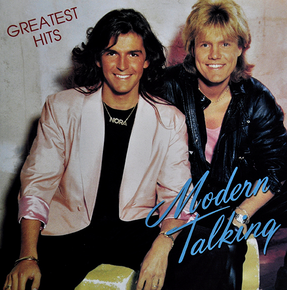 CD Greatest Hits Morden Talking