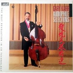 Album Gary Karr Audiophile Selections – Karr, Lewis