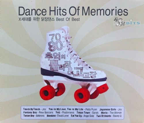 Album Dance Hits Of Memories