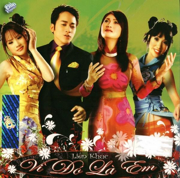 Album LK Vi Đó Là Em