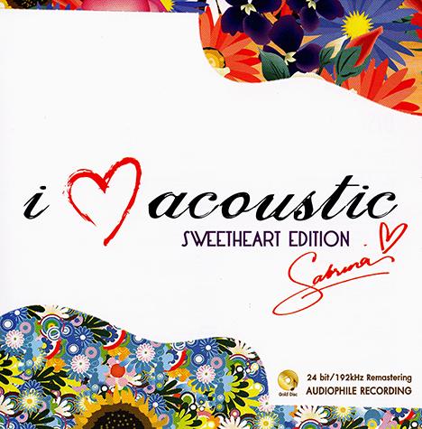 Album I Love Acoustic (2013) – Sabrina – Vol.1