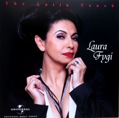 CD The Latin Touch – Laura Fygi