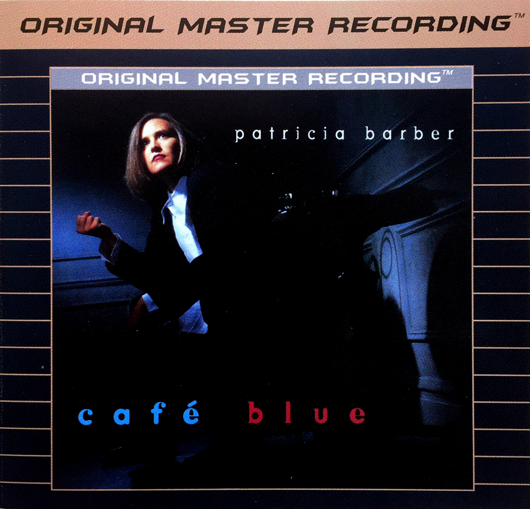 CD Cafe Blue – Patricia Baber