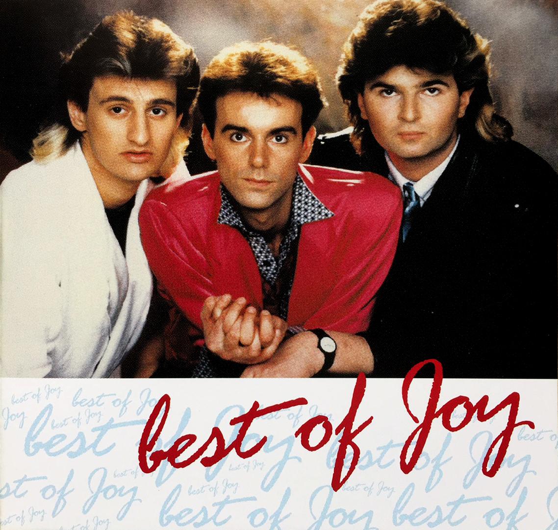 CD The Best Of Joy