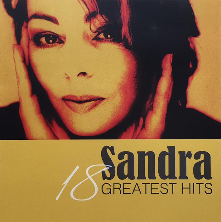 CD Sandra Greatest Hits