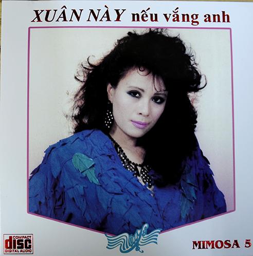 CD Nếu Xuân Này Vắng Anh