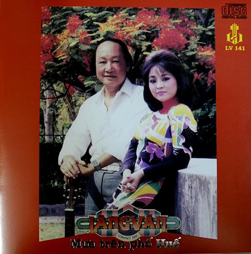 CD Mưa Trên Phố Huế