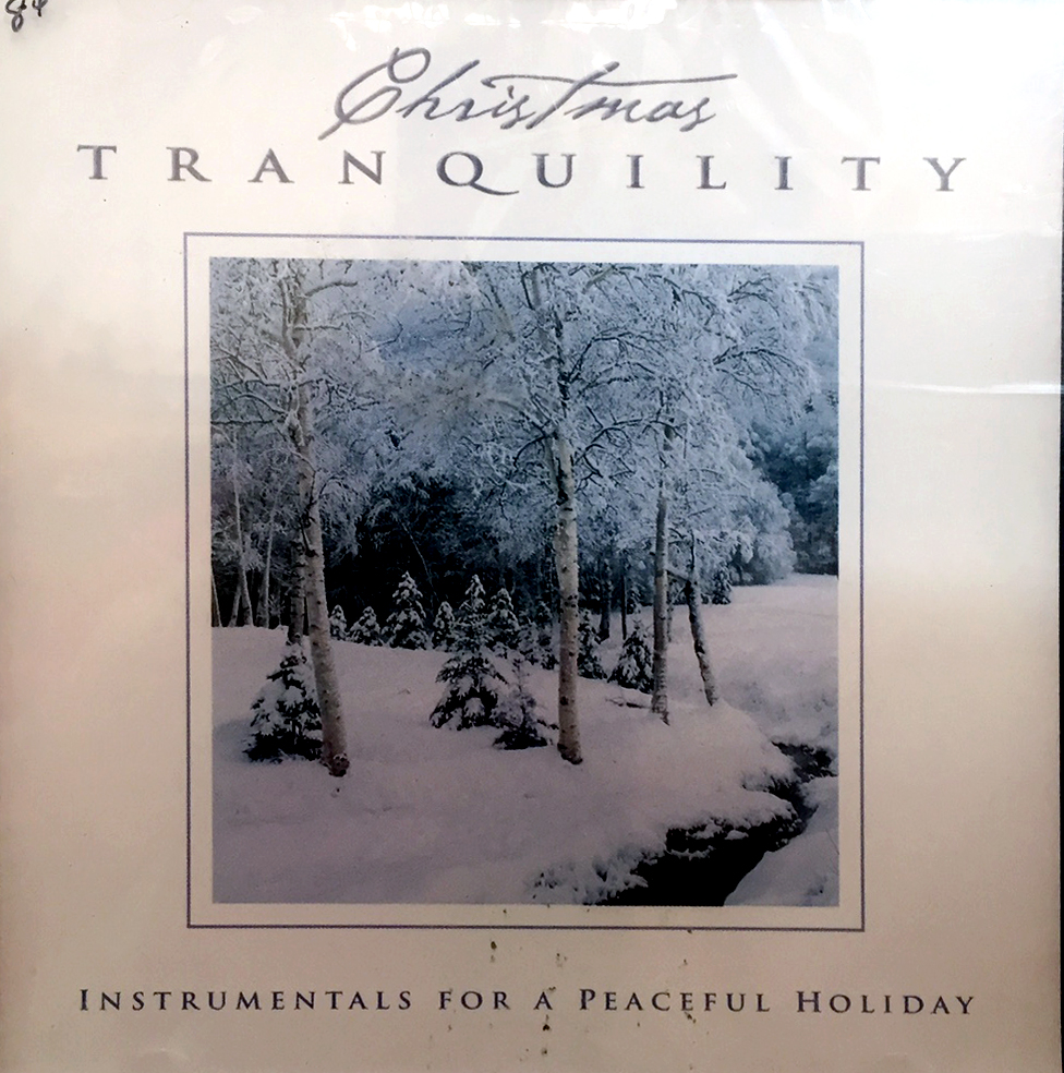 CD Chrismast Tranquility