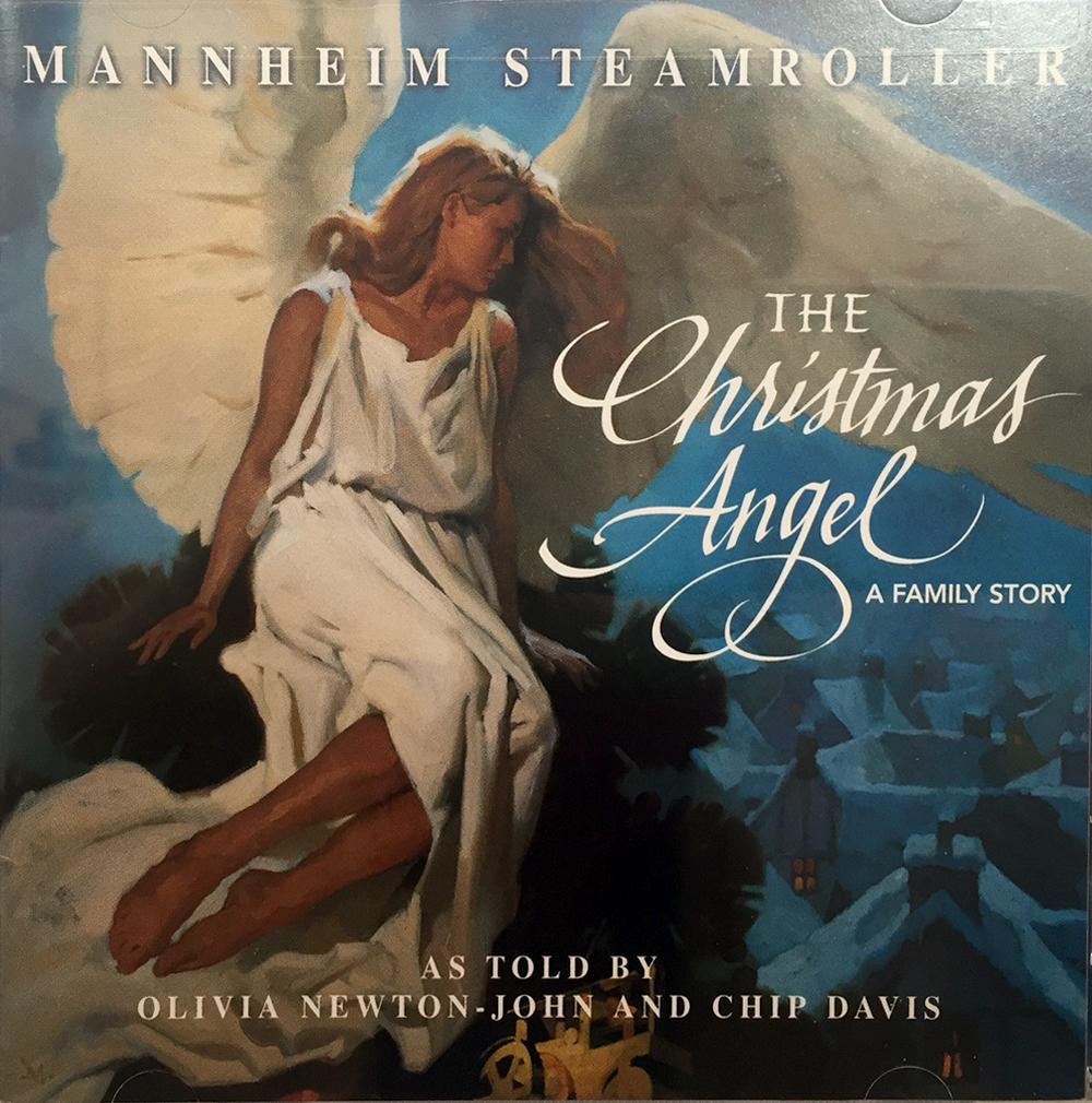 CD The Chrismast Angel