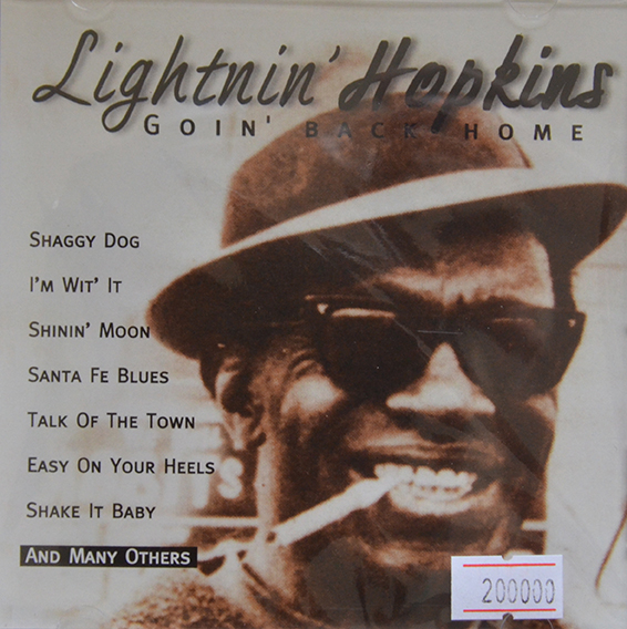 CD Lightnin Hopkins