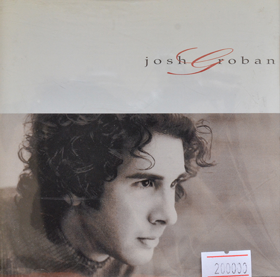 CD Josh Groban