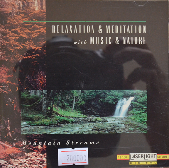 CD Relaxation & Meditation with music & Nature